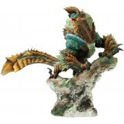 Capcom Figure Builder Creaters Model Monster Hunter: Zinogre Reprint Edition (Japan)