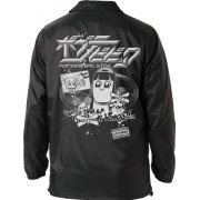 Pop Team Epic Style Windbreaker Black (XL Size) (Japan)