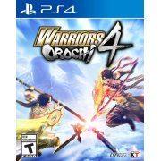 Warriors Orochi 4 (US)