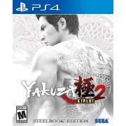 Yakuza Kiwami 2 [Steelbook Edition] (US)