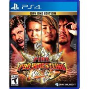 Fire Pro Wrestling World (US)