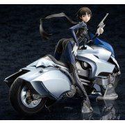 Persona 5 1/8 Scale Pre-Painted Figure: Niijima Makoto Kaitou Ver. with Johanna (Japan)