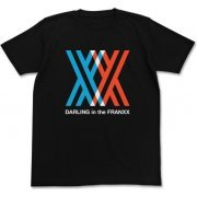 Darling In The Franxx T-shirt Black (M Size) (Japan)
