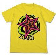 Persona 5 T-shirt Yellow: Ryuji (XL Size) (Japan)