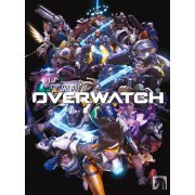 The Art Of Overwatch Art Collection Book (Japan)
