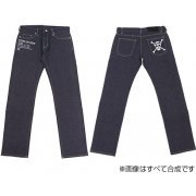 One Piece - Straw Hat Pirates Jeans (28 Inch / 77cm) (Japan)