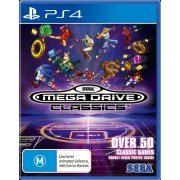 SEGA Mega Drive Classics (Australia)