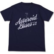 Cowboy Bebop - Asteroid Blues T-shirt Navy (M Size) (Japan)
