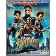 Black Panther [Blu-ray+Digital HD] (US)