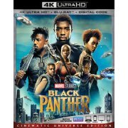 Black Panther [4K Ultra HD Blu-ray] (US)