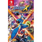 Rockman X Anniversary Collection 2 (Multi-Language) (Japan)