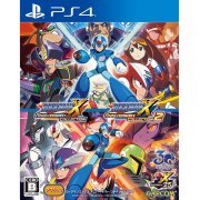 Rockman X Anniversary Collection + Rockman X Anniversary Collection 2 (Japan)
