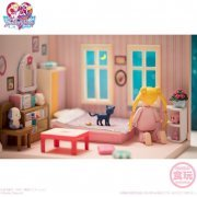 Sailor Moon Usagi's Room Doll House [Premium Bandai Limited] (Japan)