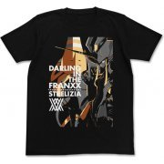 Darling In The Franxx - Strelizia T-shirt Black (M Size) (Japan)