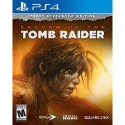 Shadow of the Tomb Raider [Croft Steelbook Edition] (US)