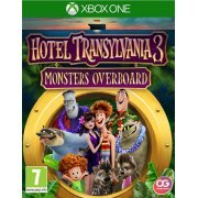 Hotel Transylvania 3: Monsters Overboard (Europe)