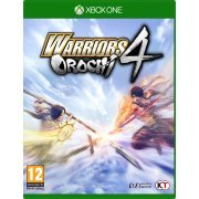 Warriors Orochi 4 (Europe)