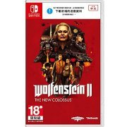 Wolfenstein II: The New Colossus (Chinese Subs) (Asia)