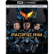 Pacific Rim: Uprising [4K Ultra HD Blu-ray] (US)