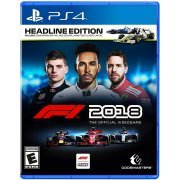 F1 2018 [Headline Edition] (US)