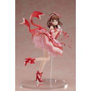The Idolm@ster Cinderella Girls 1/8 Scale Pre-Painted Figure: Mayu Sakuma Feel My Heart Ver. (Japan)
