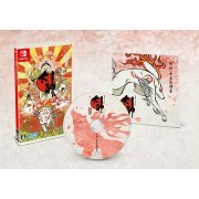 Okami: Zekkeiban [Limited Edition] (Japan)