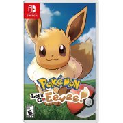 Pokemon: Let's Go Eevee (US)