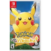 Pokemon: Let's Go Pikachu (US)