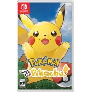 Pokemon: Let's Go Pikachu (Asia)