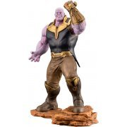 ARTFX+ Avengers Infinity War 1/10 Scale Pre-Painted Figure: Thanos -Infinity War- (Japan)