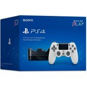 DualShock 4 Days of Play Special Pack (Glacier White) [Limited Edition] (Japan)