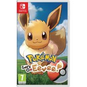 Pokemon: Let's Go Eevee (Europe)