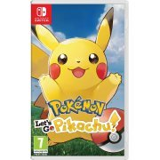 Pokemon: Let's Go Pikachu (Europe)