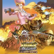Wild Guns Reloaded Original Soundtrack [CD+DVD-ROM] (Japan)