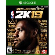 NBA 2K19 [20th Anniversary Edition] (US)