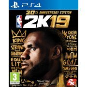 NBA 2K19 [20th Anniversary Edition] (Europe)