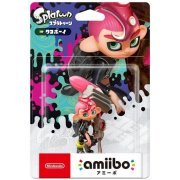 amiibo Splatoon 2 Series Figure (Octoling Boy) (Japan)