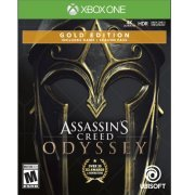 Assassin's Creed Odyssey [Gold Steelbook Edition] (US)