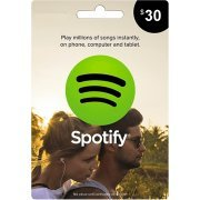 Spotify Gift Card $30 USD (US)
