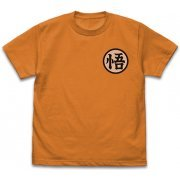 Dragon Ball Z - Goku Mark T-shirt Orange (L Size) (Japan)