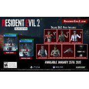 Resident Evil 2 [Deluxe Edition] (US)