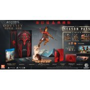 Assassin's Creed Odyssey [Spartan Edition] (English & Chinese Subs) (Asia)