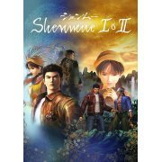 Shenmue I & II (Chinese & English Subs) (Asia)