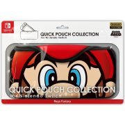 Super Mario Quick Pouch Collection for Nintendo Switch (Mario) (Japan)