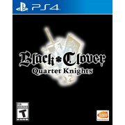Black Clover: Quartet Knights [Deluxe Edition] (Chinese Subs) (Asia)