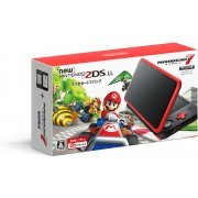 New Nintendo 2DS LL Mario Kart 7 Pack (Japan)