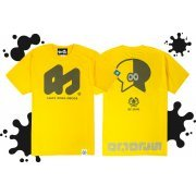 Splatoon 2 - Wakaba Octopus T-shirt Yellow (L Size) (Japan)