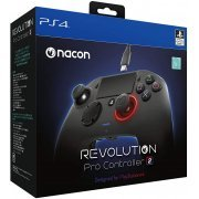 Nacon Revolution Pro Controller 2 for PlayStation 4 (Black) (Japan)
