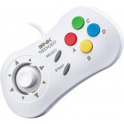 NEOGEO mini PAD (White) (Japan)
