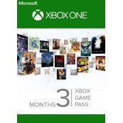 Xbox Game Pass 3 Months (Region Free)